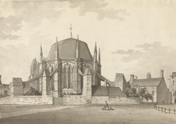 Lincoln Cathedral, chapterhouse f.119